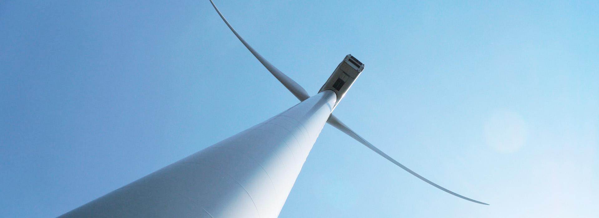 Windpark Streepland